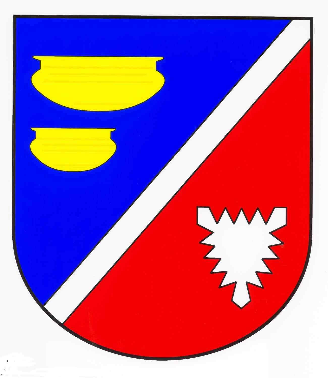 Wappen GemeindeStolpe, Kreis Plön
