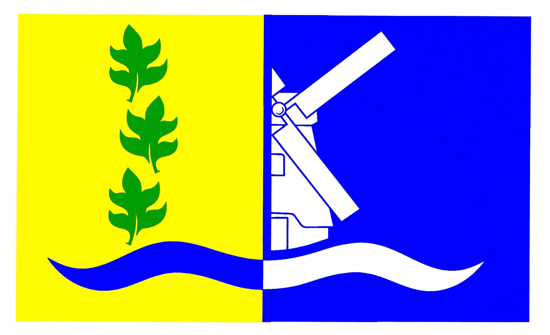 Flagge GemeindeStruckum, Kreis Nordfriesland