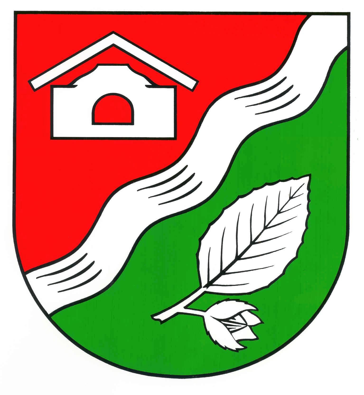Wappen GemeindeStruvenhütten, Kreis Segeberg