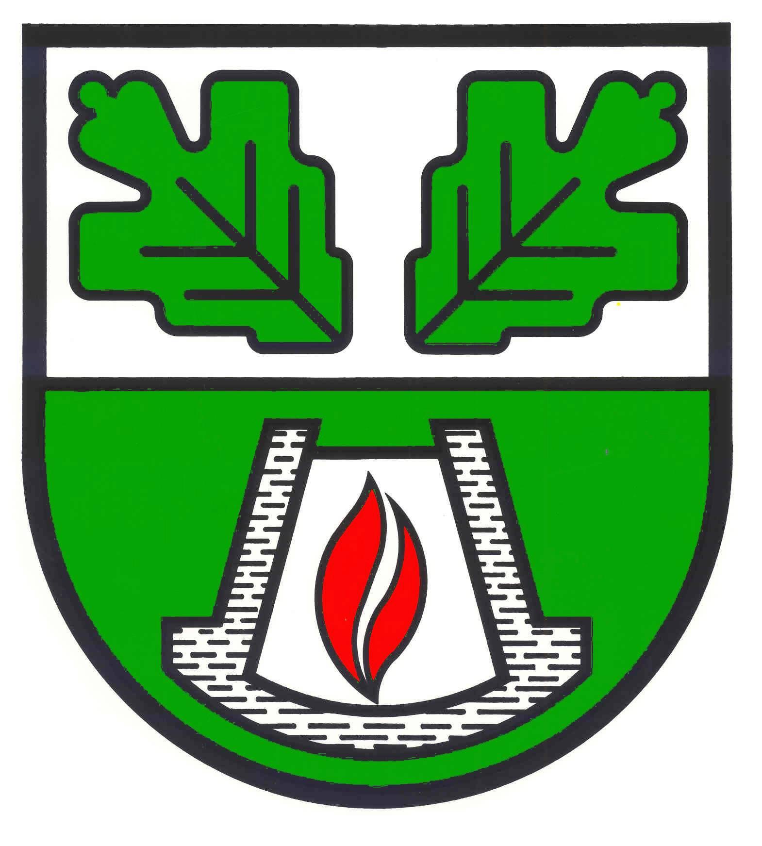 Wappen GemeindeSüderhackstedt, Kreis Schleswig-Flensburg