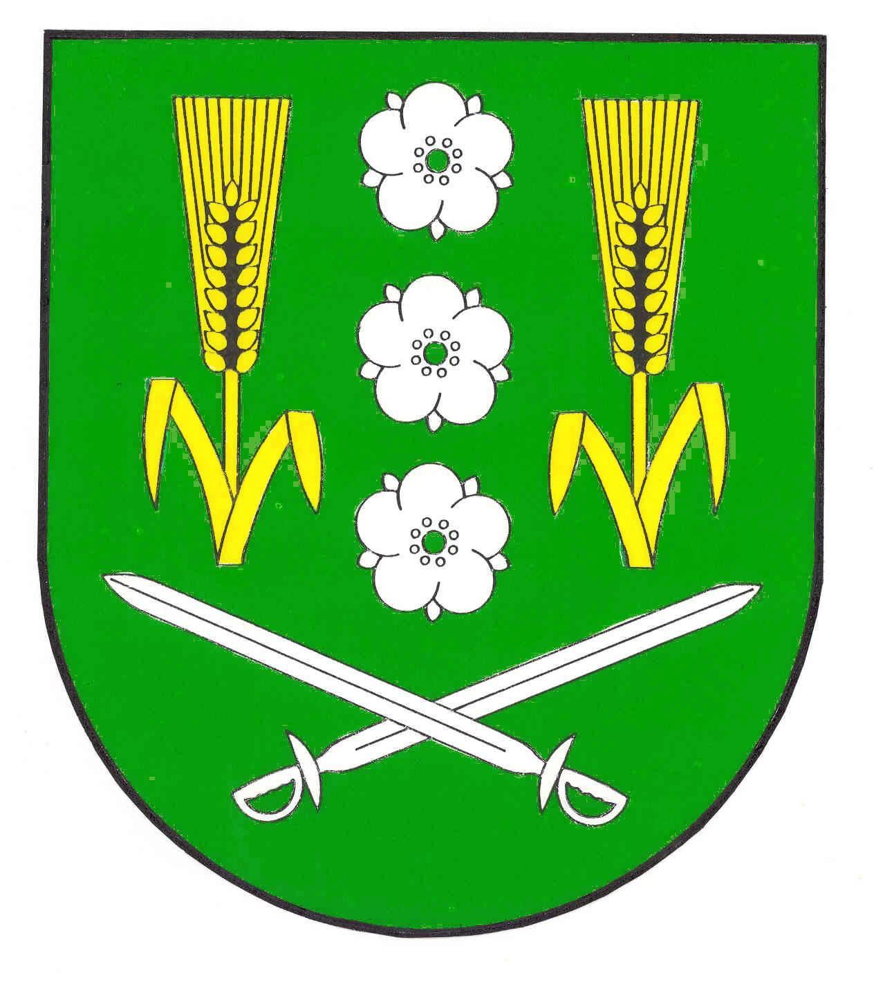 Wappen GemeindeSüderhastedt, Kreis Dithmarschen