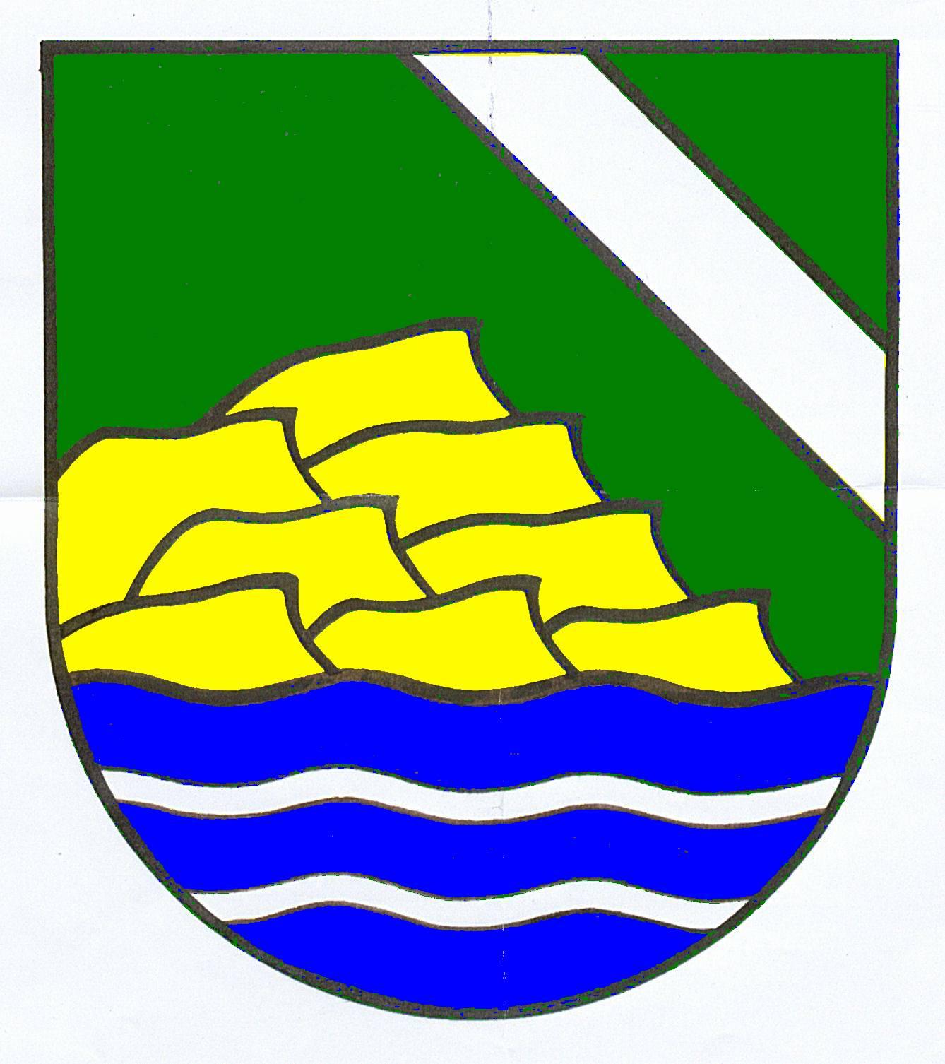 Wappen GemeindeSüderlügum, Kreis Nordfriesland