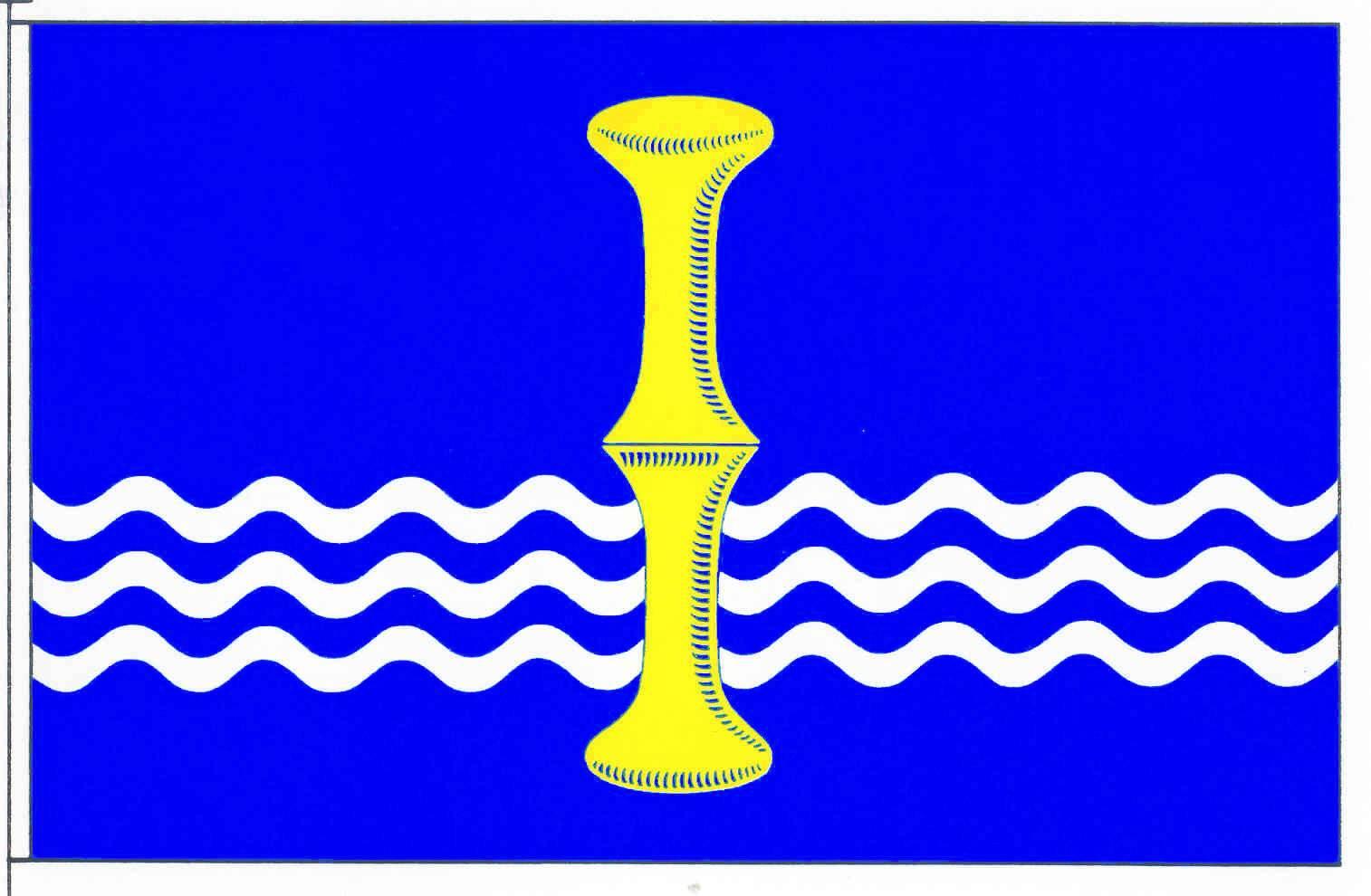 Flagge GemeindeSüderstapel, Kreis Schleswig-Flensburg