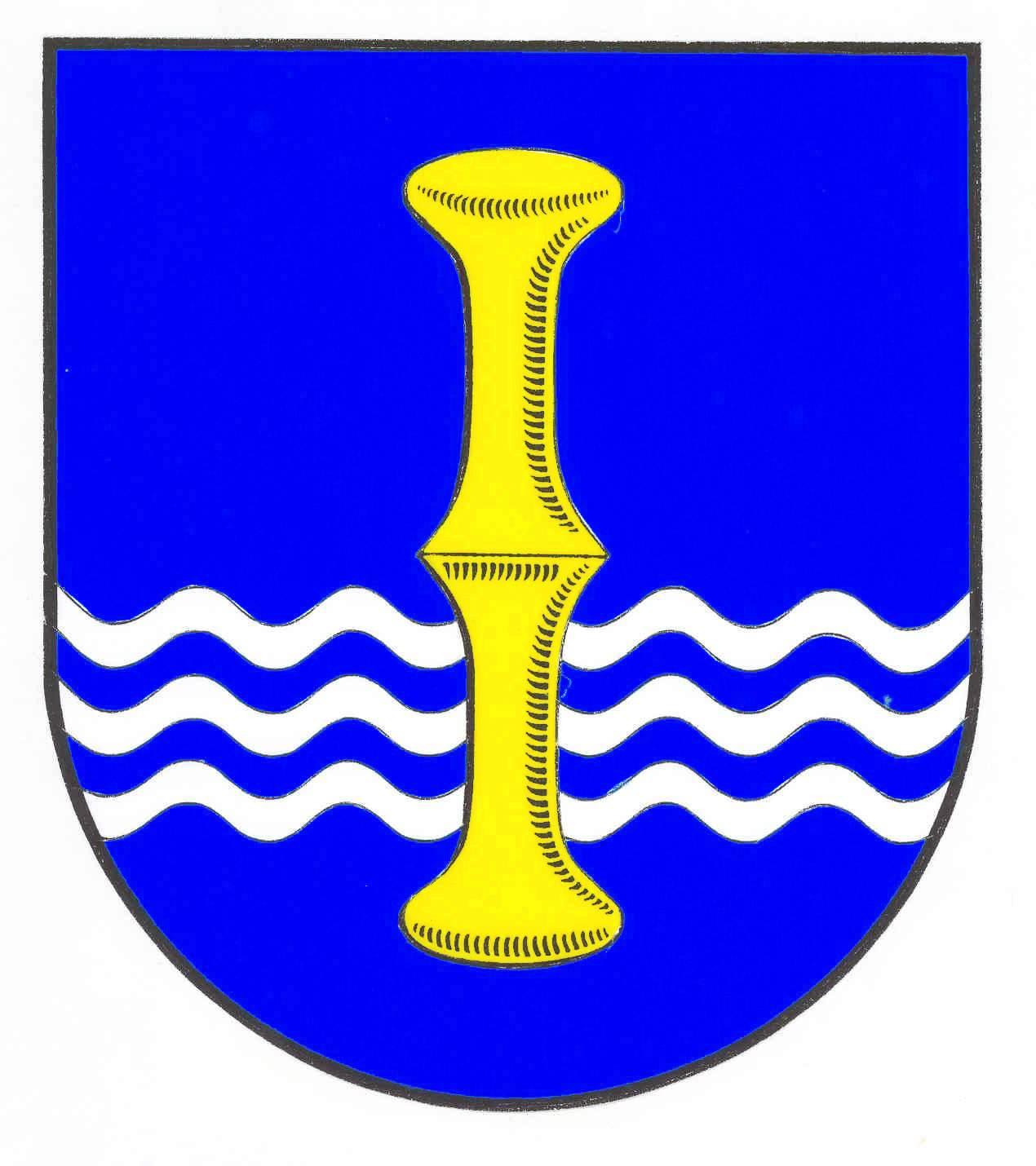 Wappen GemeindeSüderstapel, Kreis Schleswig-Flensburg