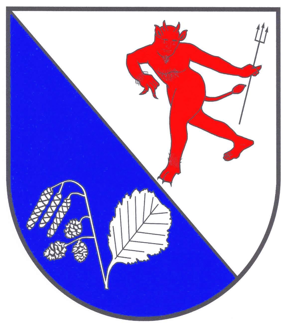 Wappen GemeindeTalkau, Kreis Herzogtum Lauenburg