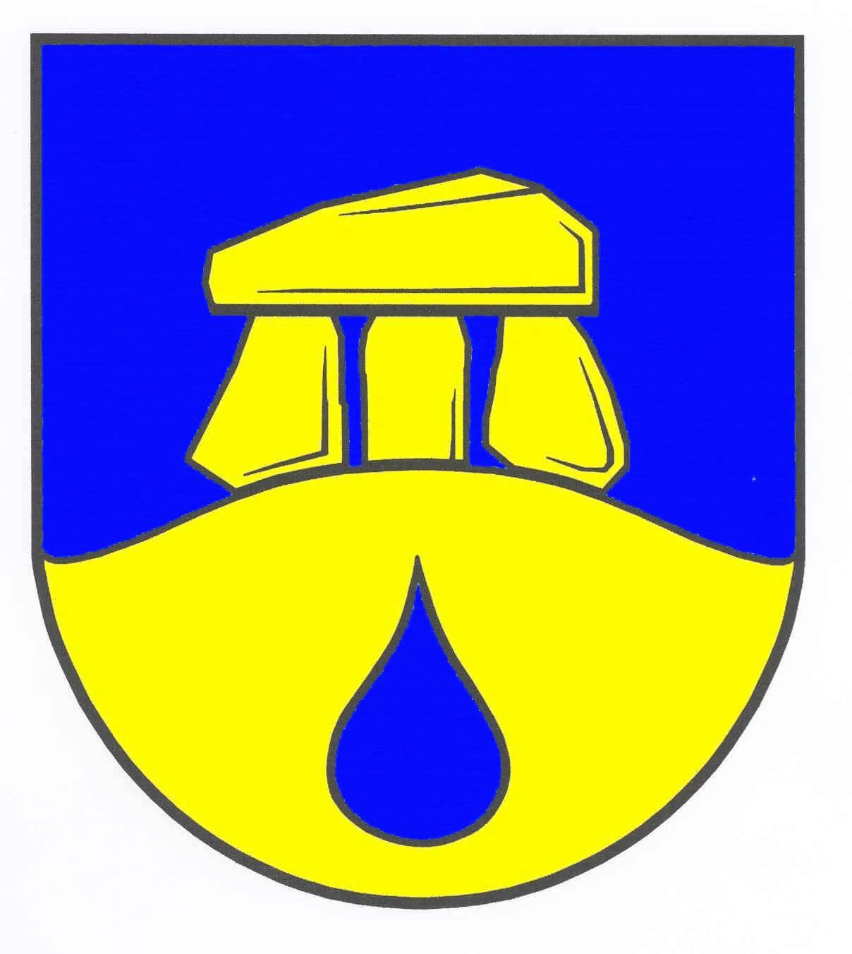 Wappen GemeindeTarbek, Kreis Segeberg