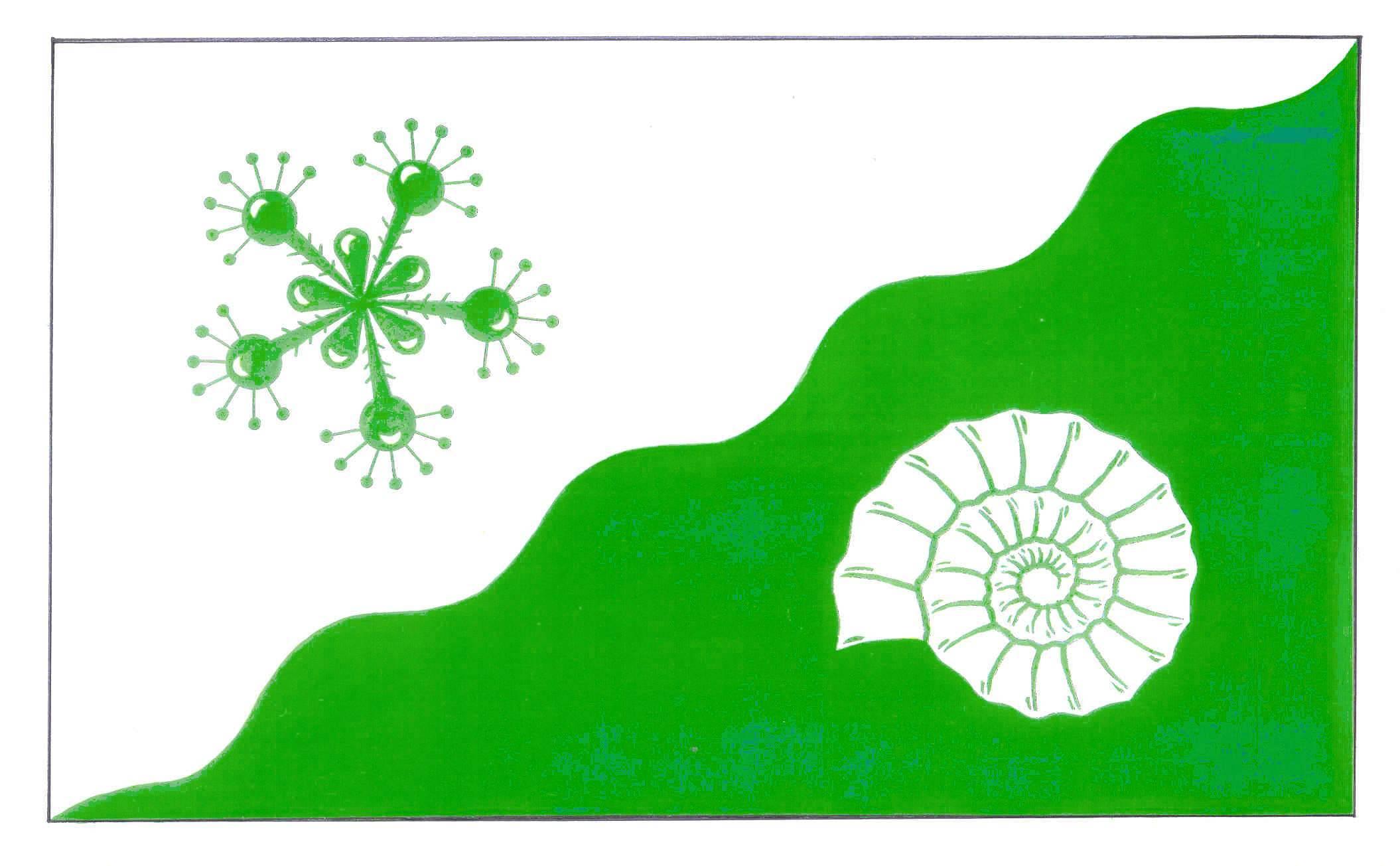 Flagge GemeindeTensfeld, Kreis Segeberg