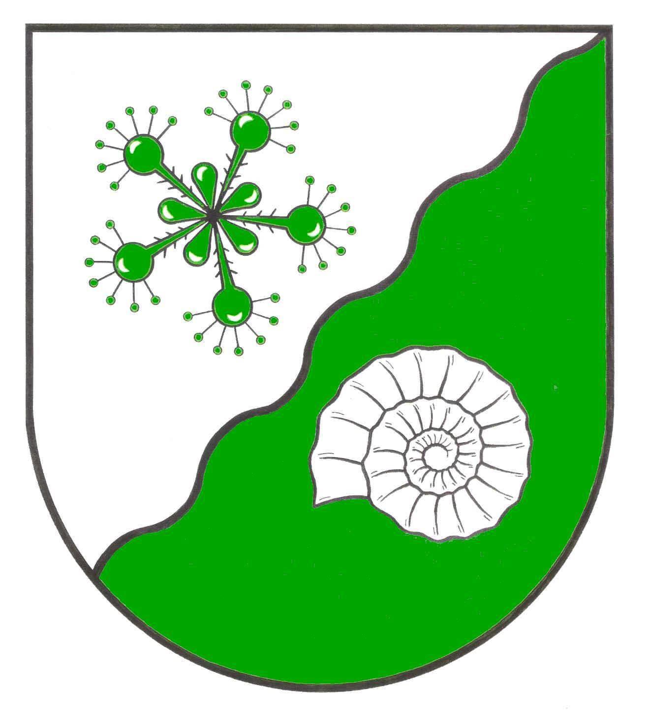 Wappen GemeindeTensfeld, Kreis Segeberg