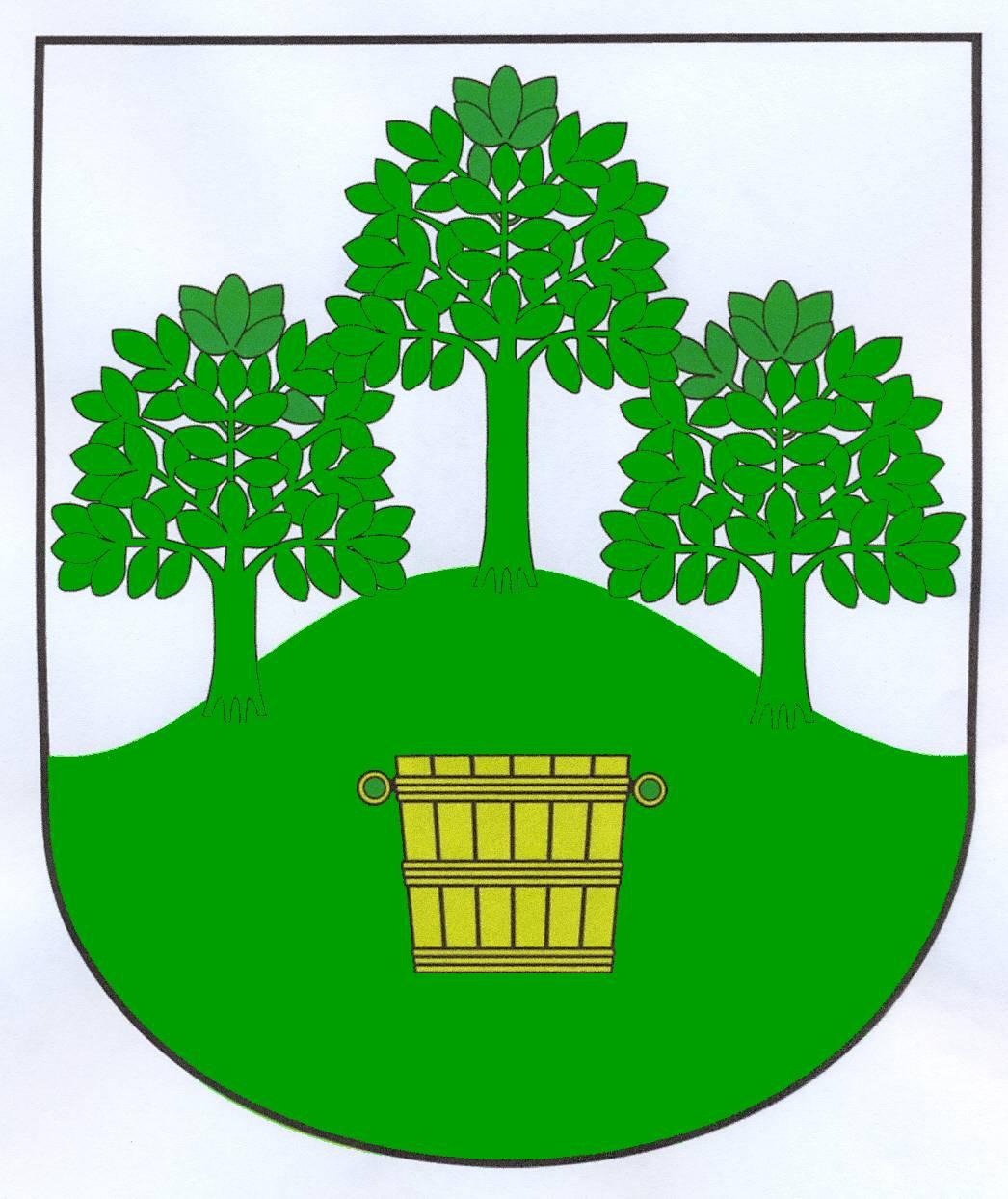Wappen GemeindeThaden, Kreis Rendsburg-Eckernförde