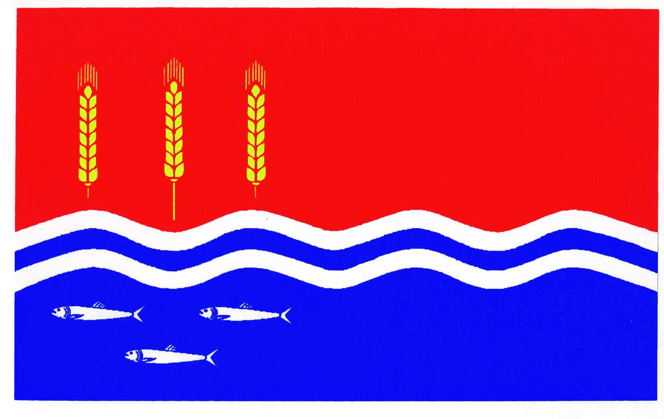 Flagge GemeindeThumby, Kreis Rendsburg-Eckernförde