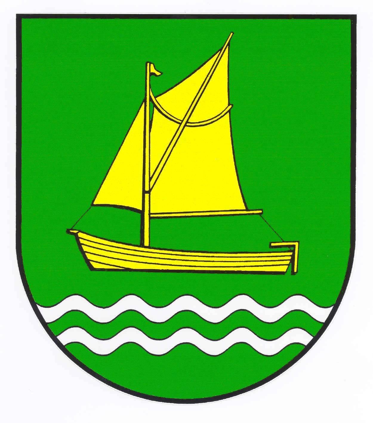 Wappen GemeindeTielen, Kreis Schleswig-Flensburg