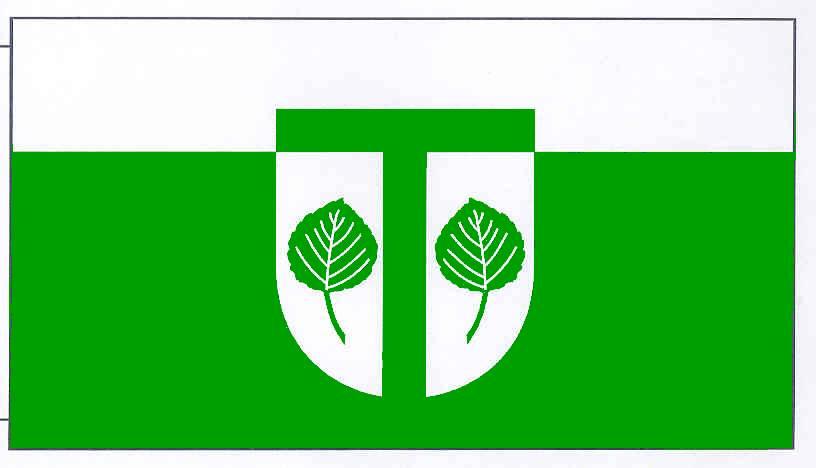 Flagge GemeindeTimmaspe, Kreis Rendsburg-Eckernförde