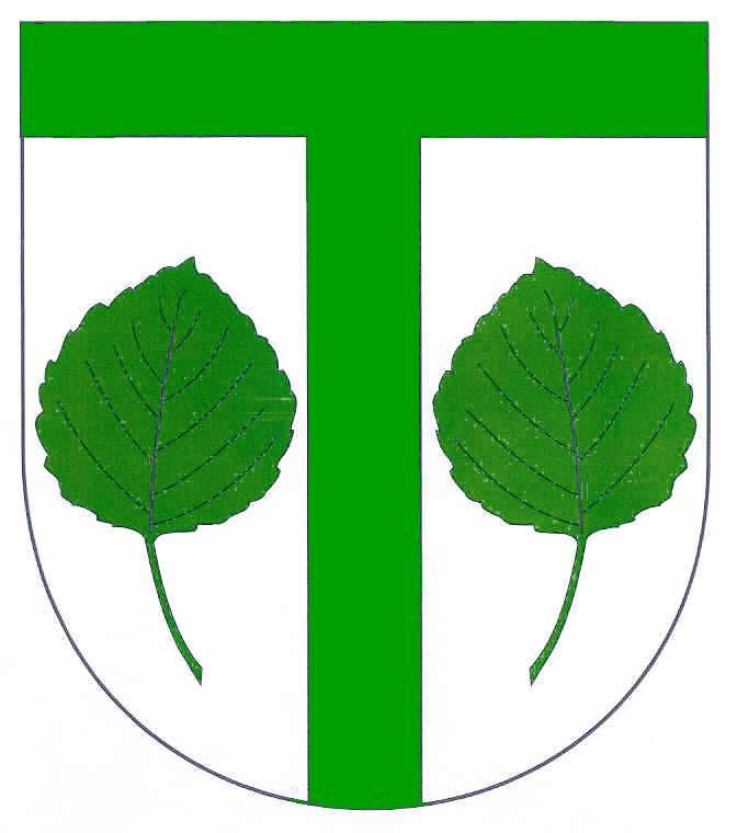 Wappen GemeindeTimmaspe, Kreis Rendsburg-Eckernförde