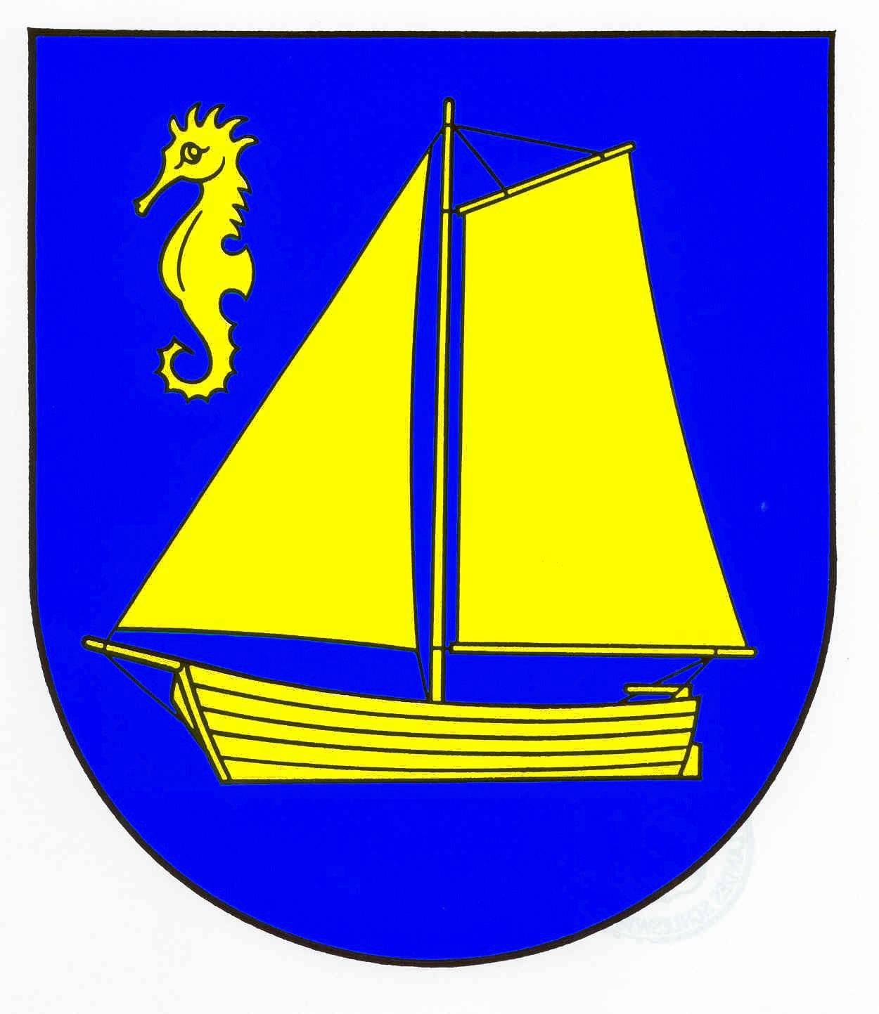 Wappen GemeindeTimmendorfer Strand, Kreis Ostholstein
