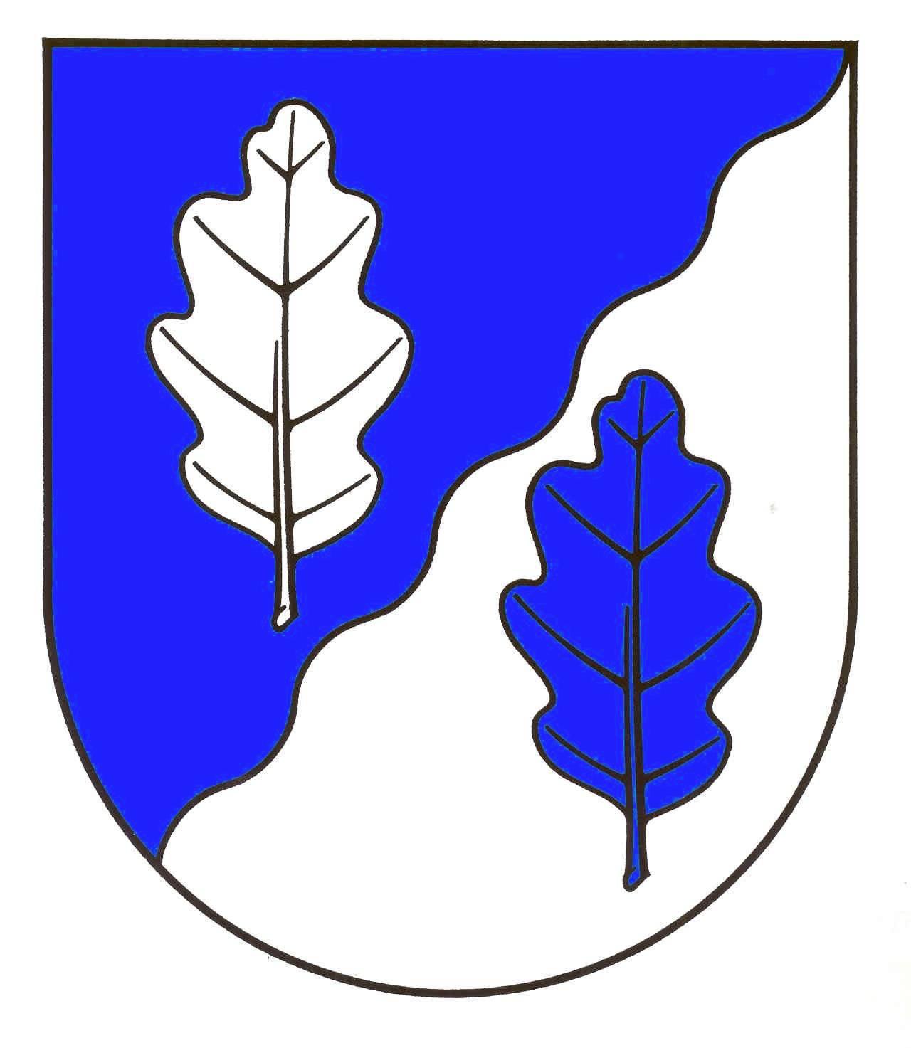 Wappen GemeindeTodenbüttel, Kreis Rendsburg-Eckernförde