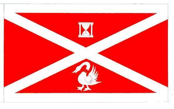 Flagge GemeindeTodendorf, Kreis Stormarn