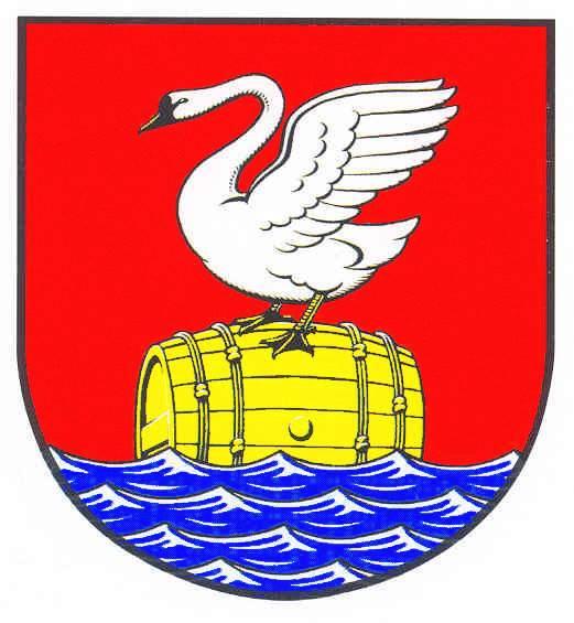Wappen StadtTönning, Kreis Nordfriesland