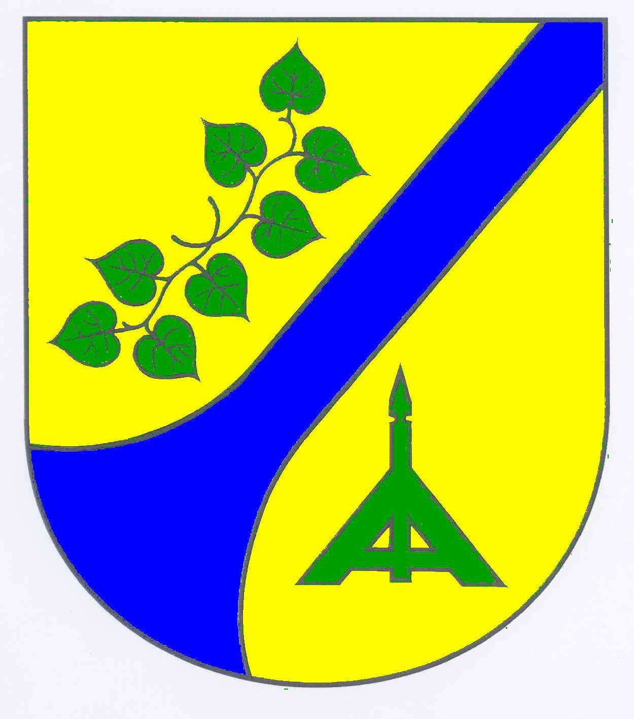 Wappen GemeindeTramm, Kreis Herzogtum Lauenburg