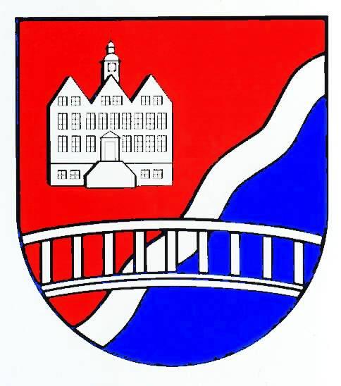 Wappen GemeindeTravenbrück, Kreis Stormarn