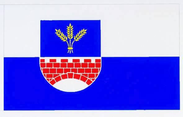Flagge GemeindeTremsbüttel, Kreis Stormarn