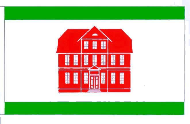 Flagge GemeindeTrittau, Kreis Stormarn