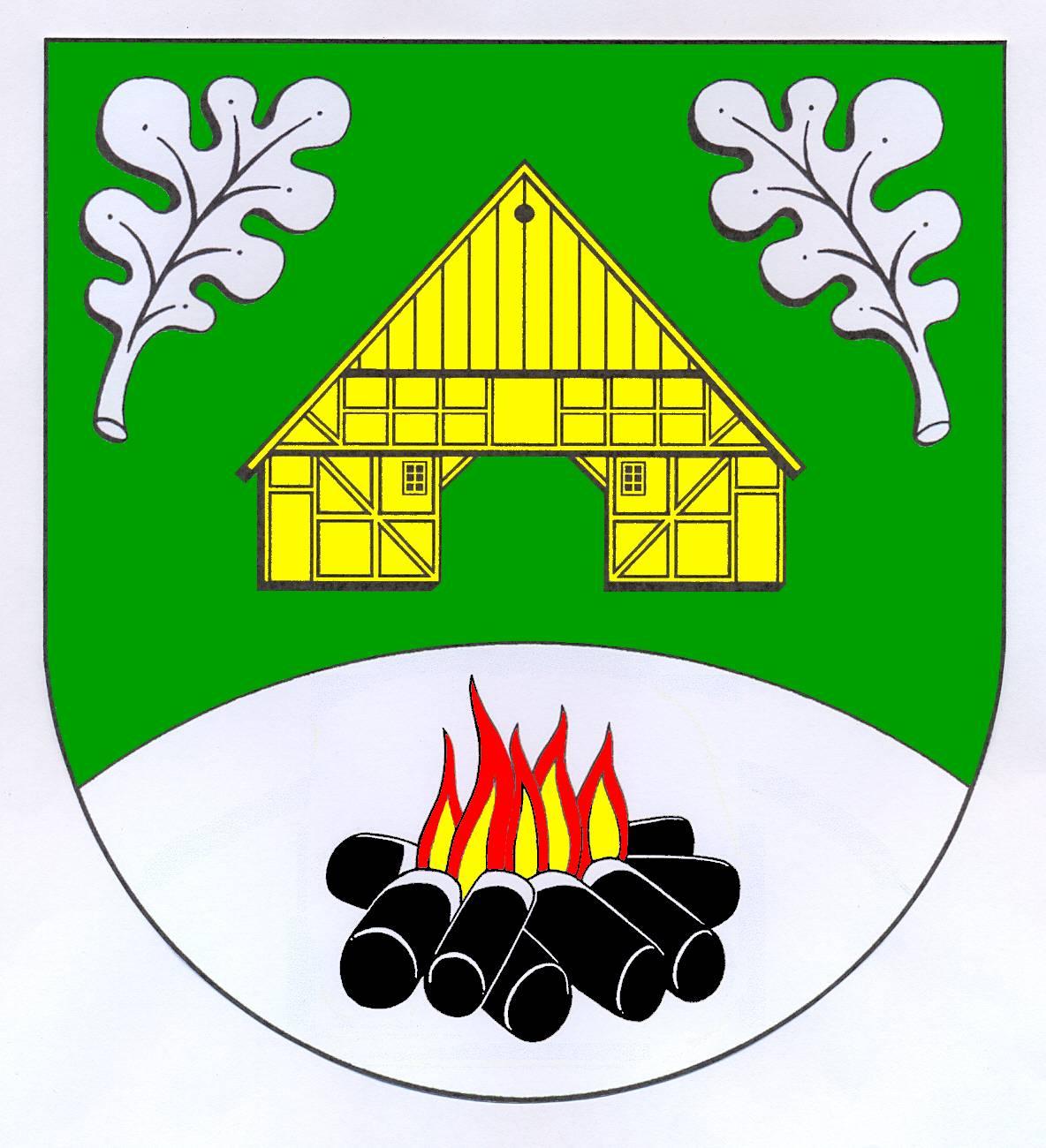 Wappen GemeindeTüttendorf, Kreis Rendsburg-Eckernförde