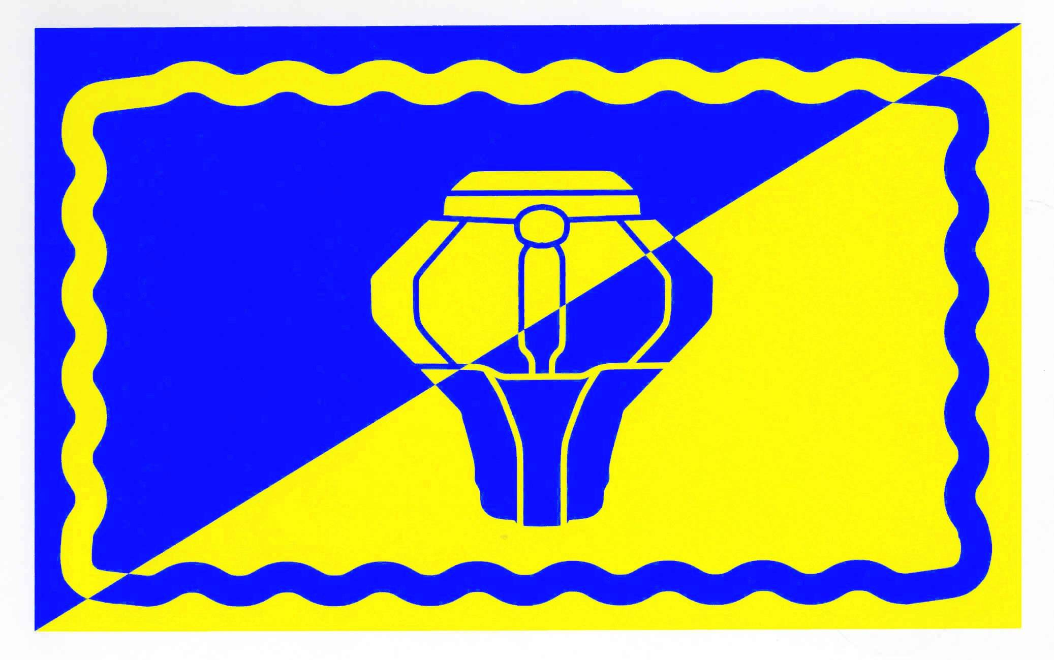 Flagge GemeindeTwedt, Kreis Schleswig-Flensburg