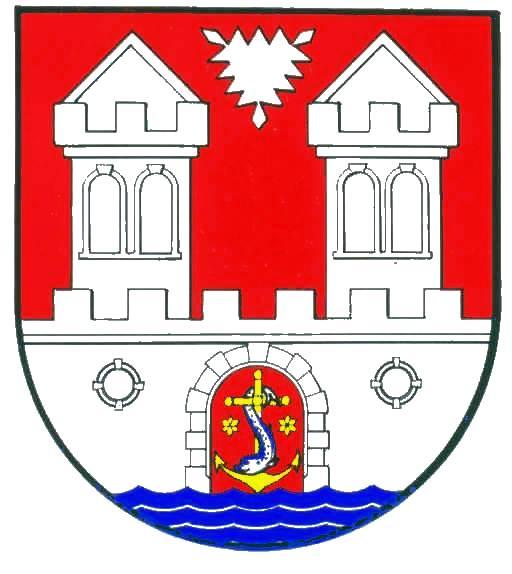 Wappen StadtUetersen, Kreis Pinneberg