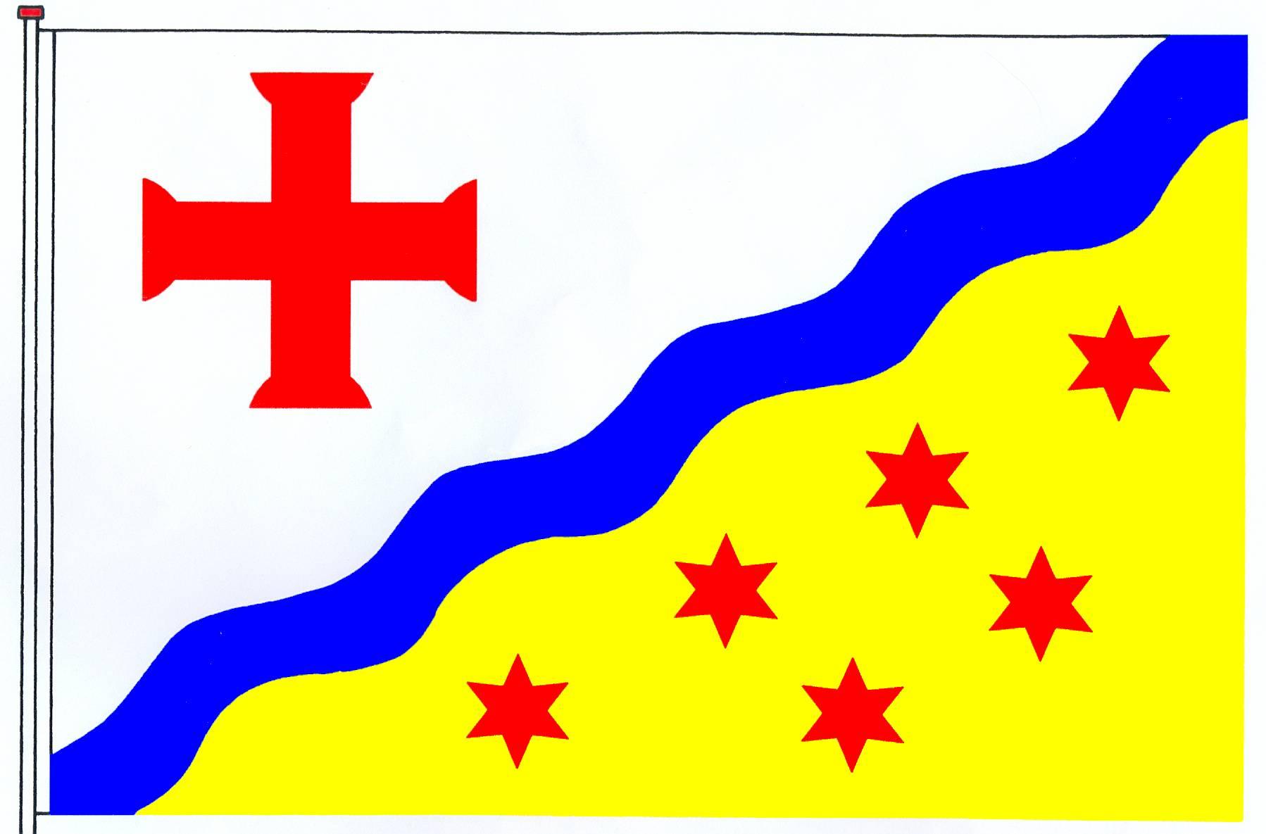 Flagge GemeindeViöl, Kreis Nordfriesland
