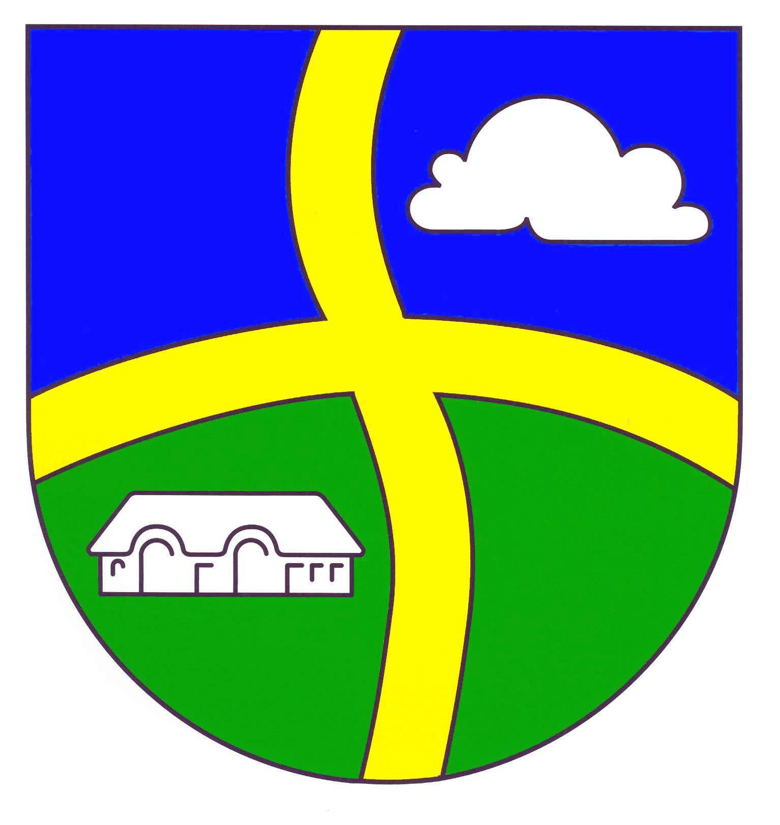 Wappen GemeindeVollstedt, Kreis Nordfriesland