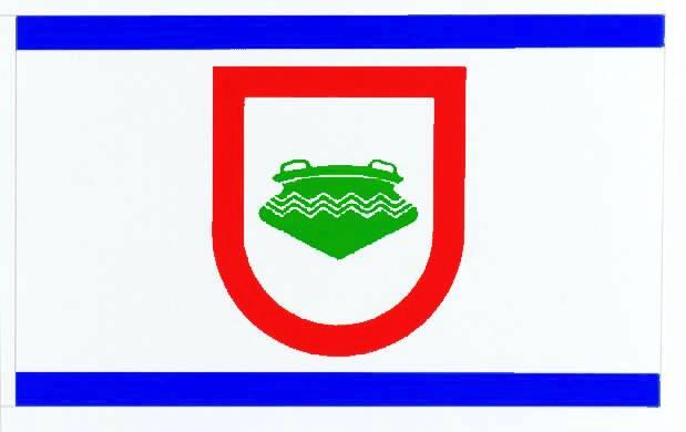 Flagge GemeindeWacken, Kreis Steinburg