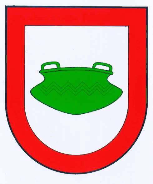Wappen GemeindeWacken, Kreis Steinburg