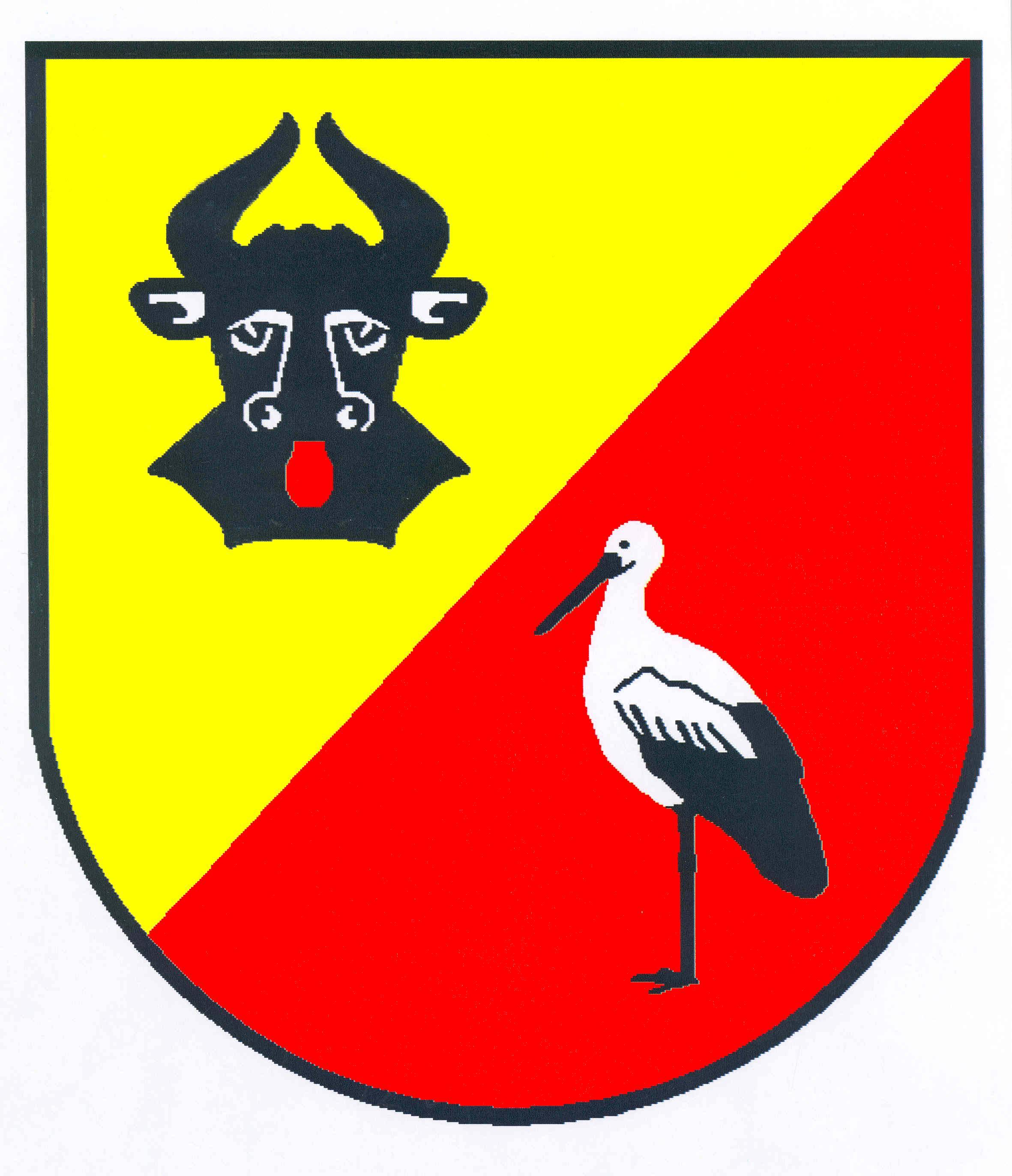 Wappen GemeindeWalksfelde, Kreis Herzogtum Lauenburg