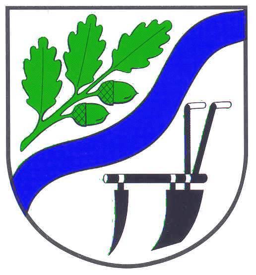 Wappen GemeindeWallsbüll, Kreis Schleswig-Flensburg