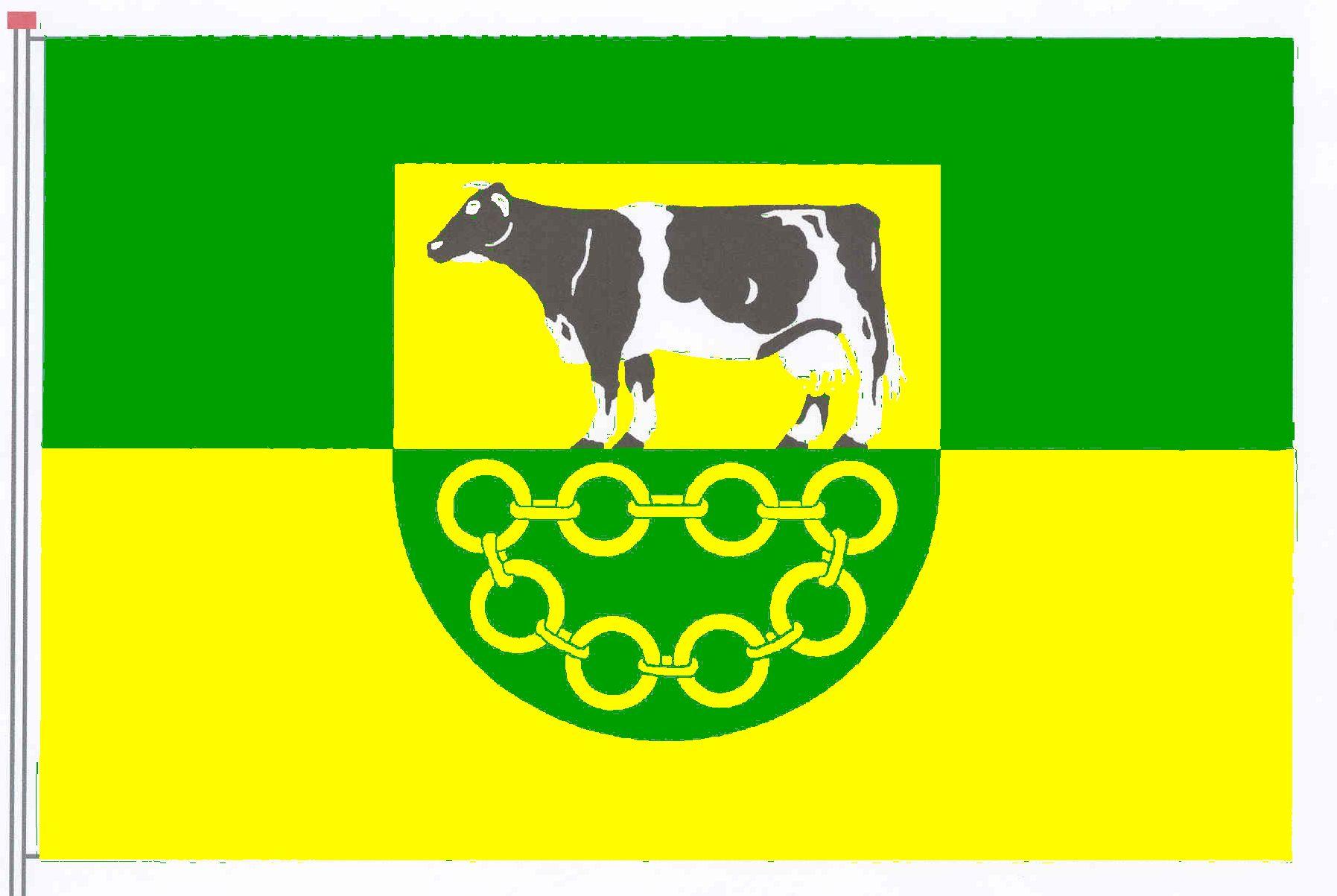 Flagge GemeindeWanderup, Kreis Schleswig-Flensburg