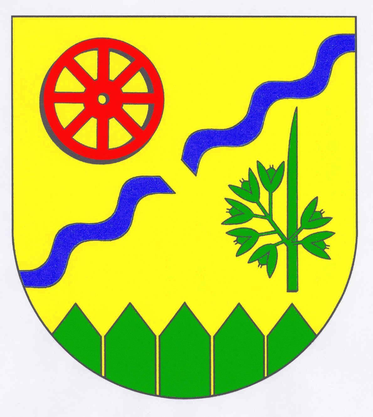 Wappen GemeindeWapelfeld, Kreis Rendsburg-Eckernförde