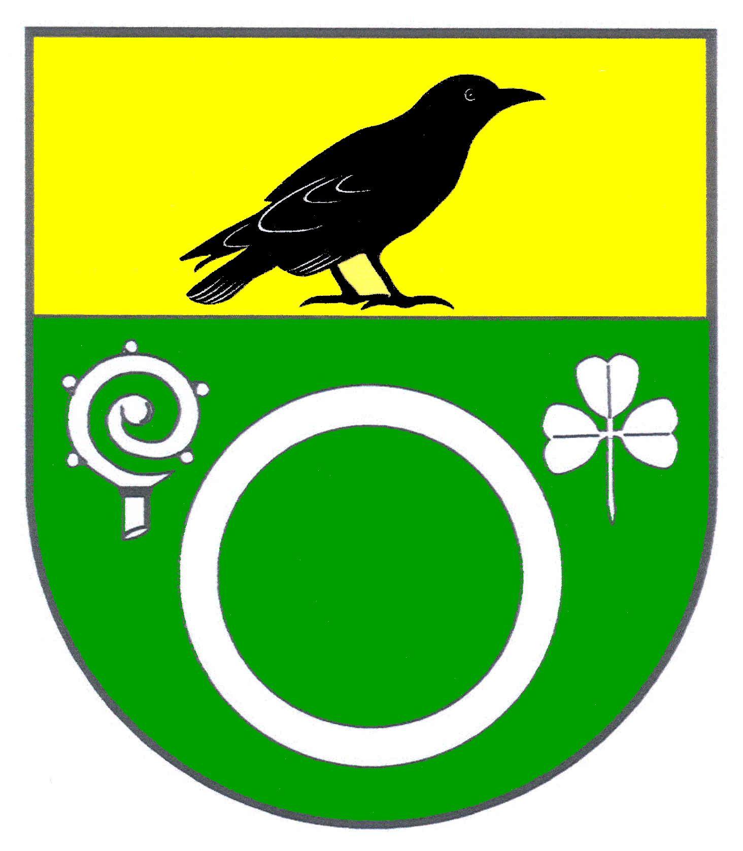 Wappen GemeindeWarnau, Kreis Plön