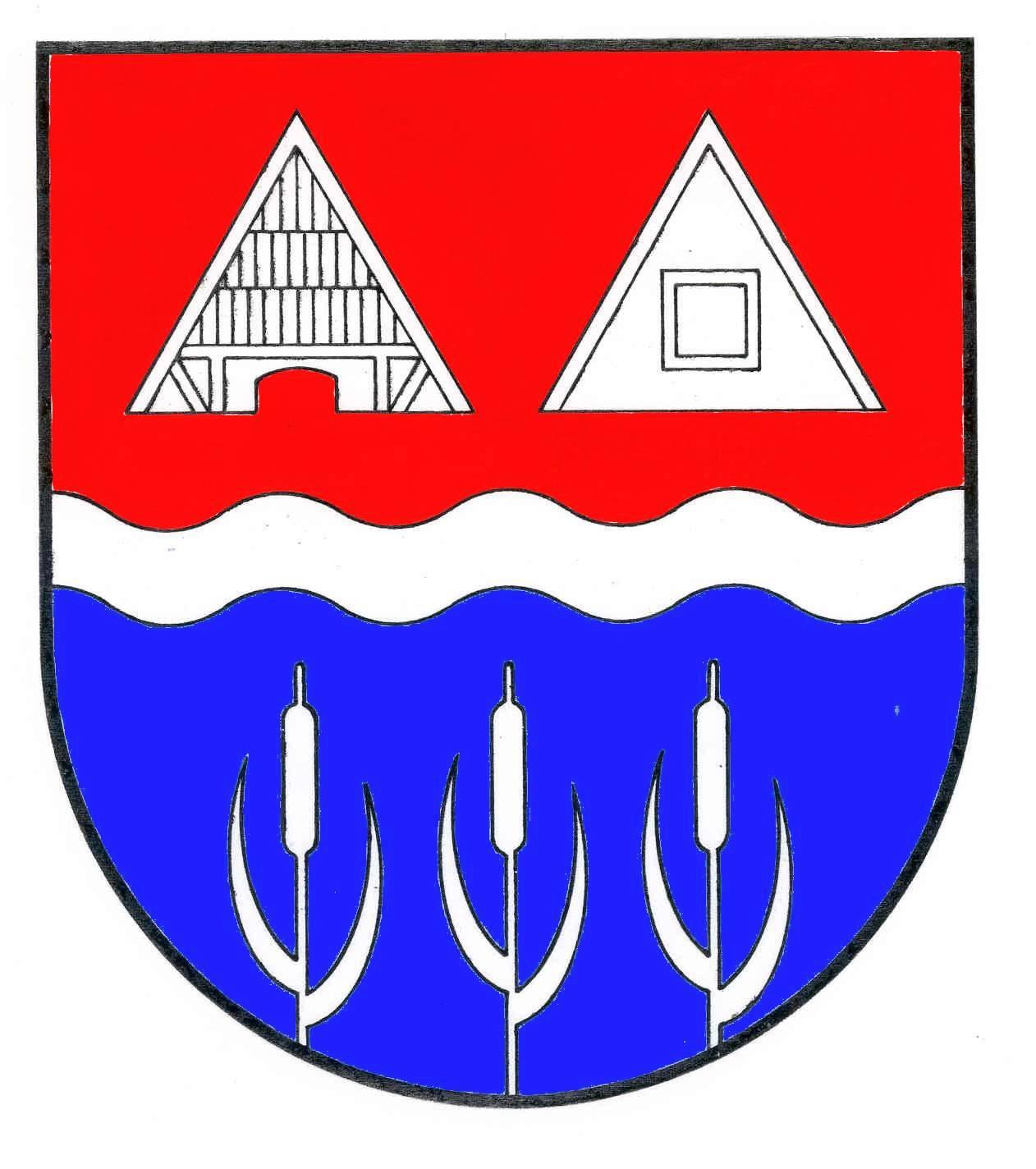 Wappen GemeindeWattenbek, Kreis Rendsburg-Eckernförde