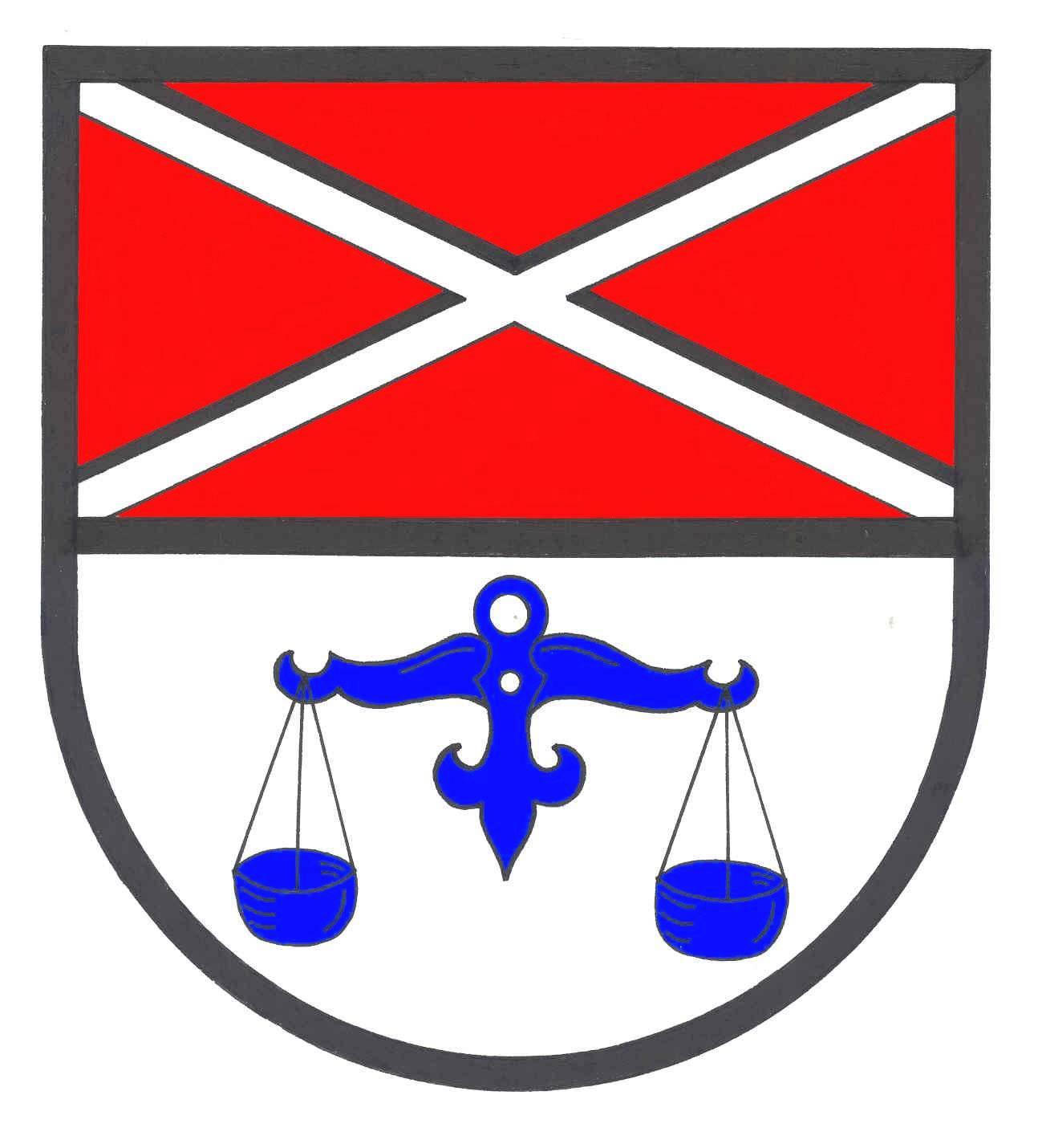 Wappen GemeindeWeddingstedt, Kreis Dithmarschen
