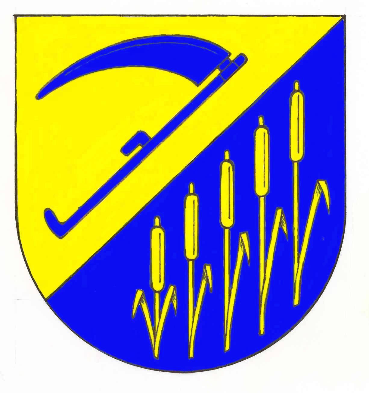 Wappen GemeindeWees, Kreis Schleswig-Flensburg