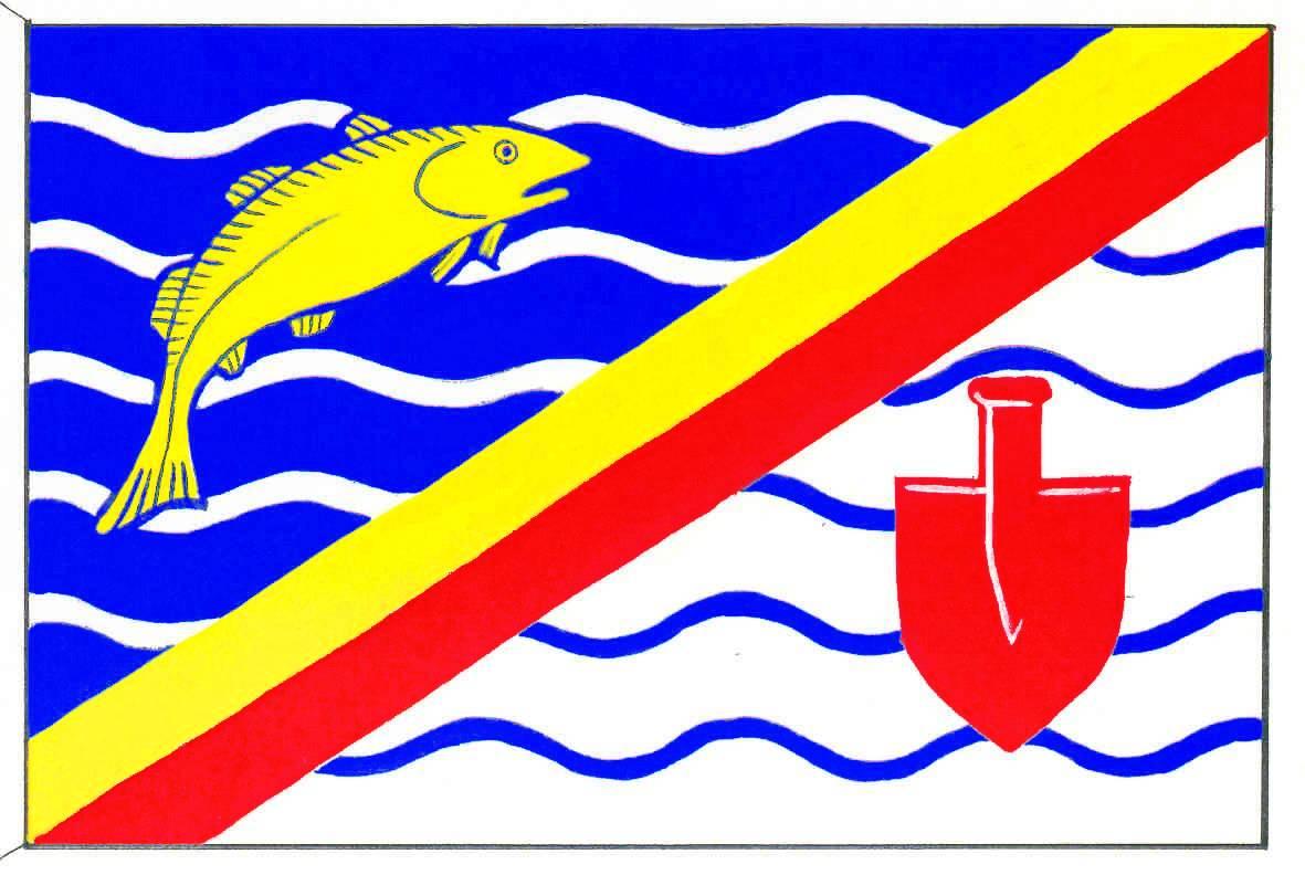 Flagge GemeindeWendtorf, Kreis Plön