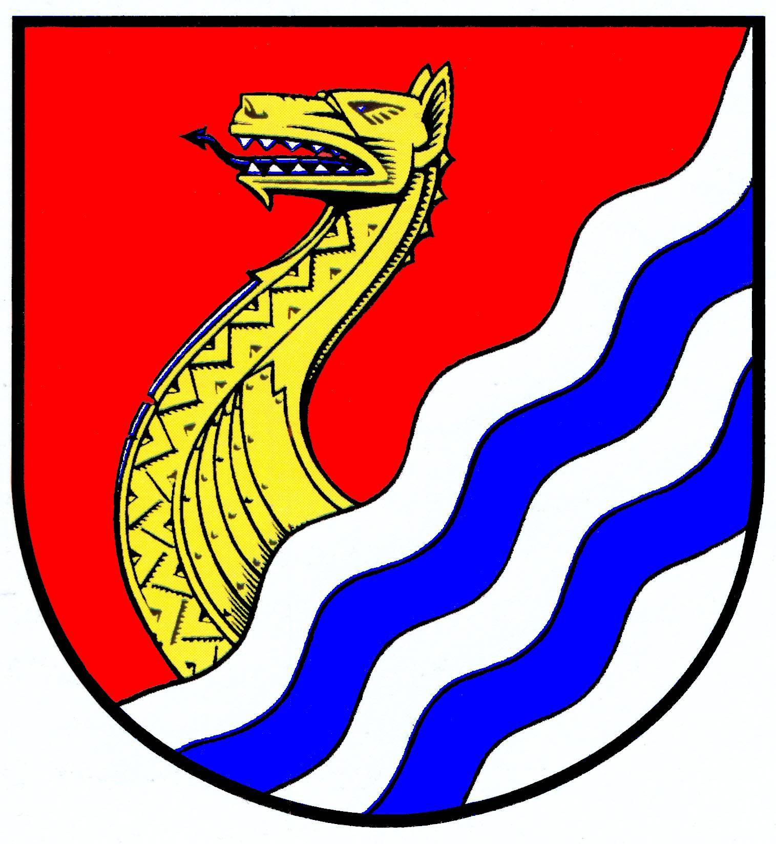 Wappen GemeindeWenningstedt-Braderup, Kreis Nordfriesland