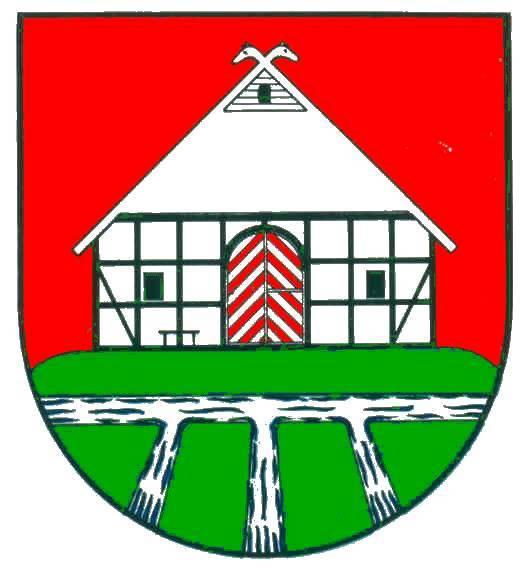 Wappen StadtWesselburen, Kreis Dithmarschen