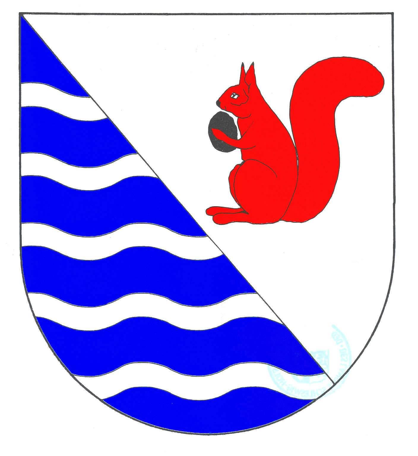 Wappen GemeindeWestensee, Kreis Rendsburg-Eckernförde
