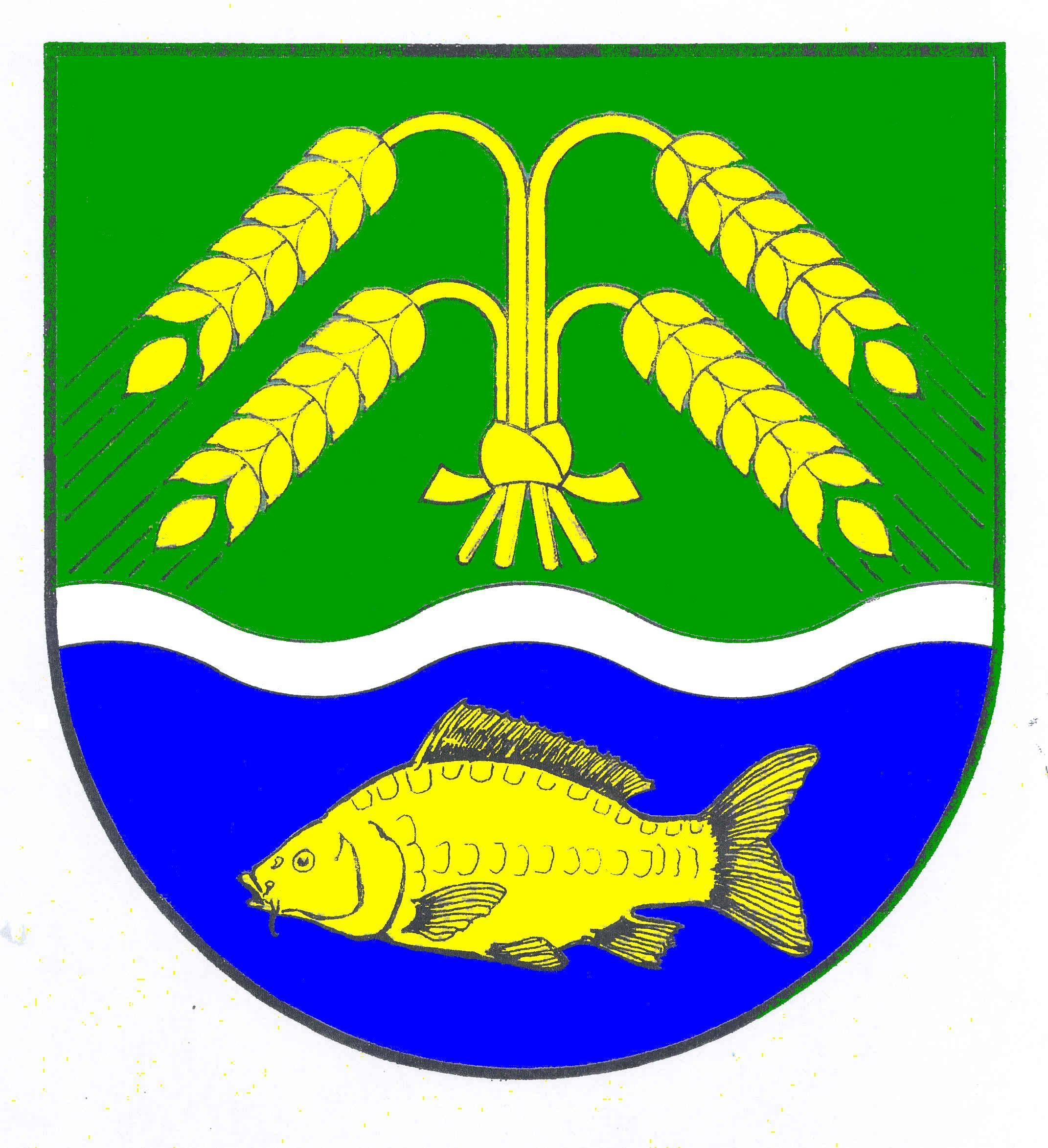 Wappen GemeindeWesterau, Kreis Stormarn