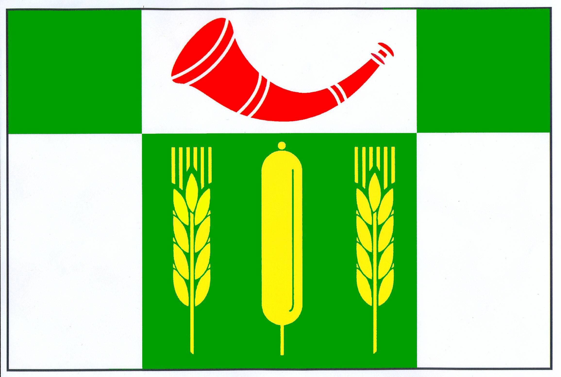 Flagge GemeindeWesterhorn, Kreis Pinneberg