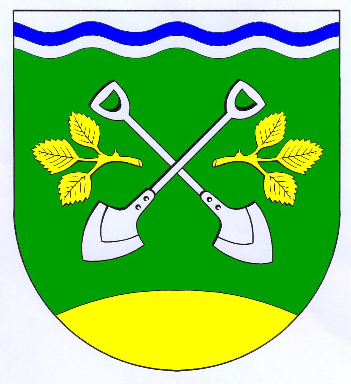 Wappen GemeindeWestermoor, Kreis Steinburg