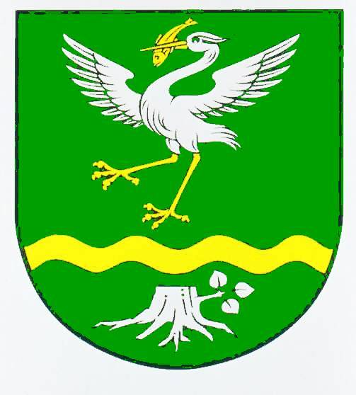 Wappen GemeindeWesterrade, Kreis Segeberg