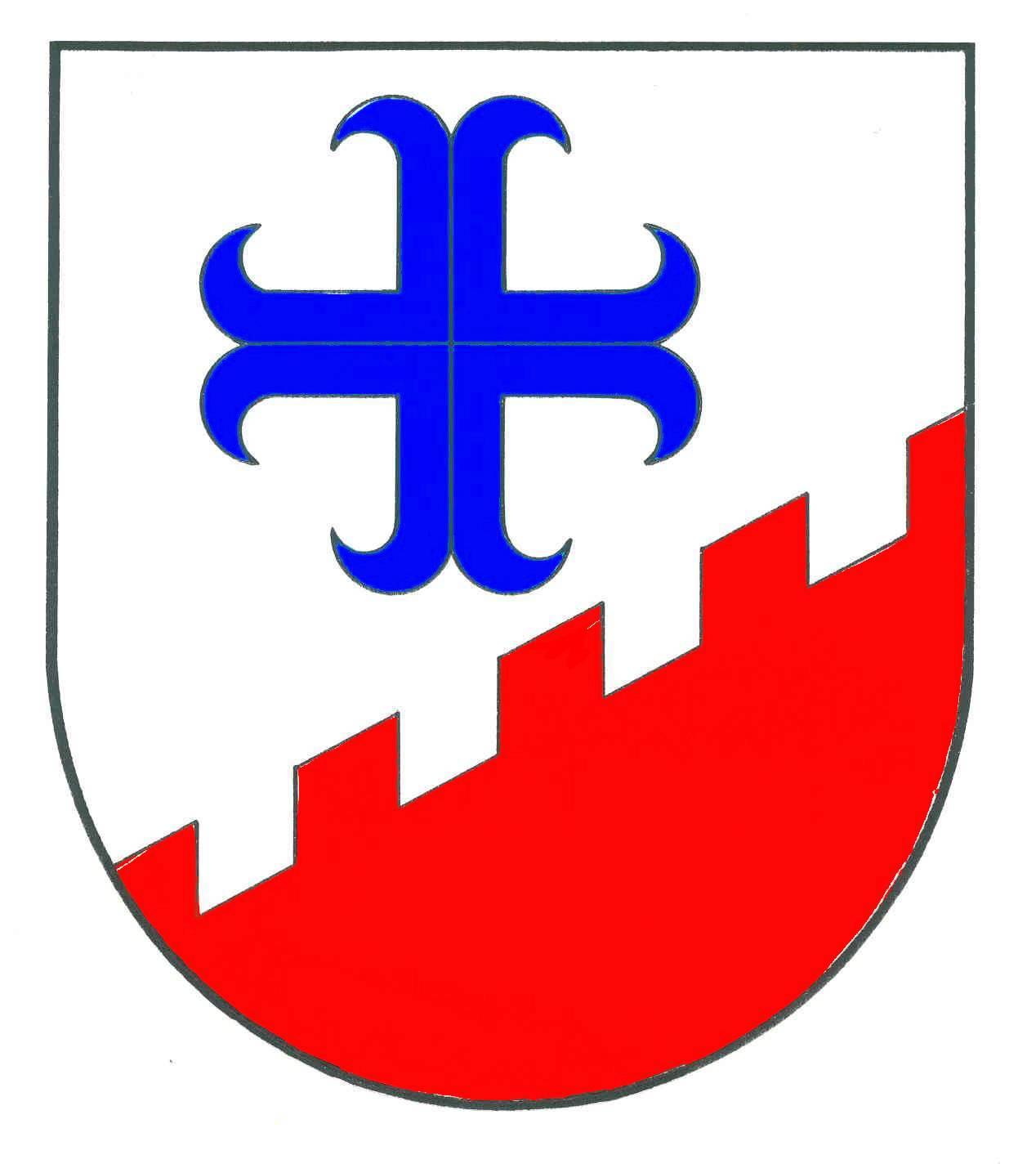 Wappen GemeindeWindbergen, Kreis Dithmarschen