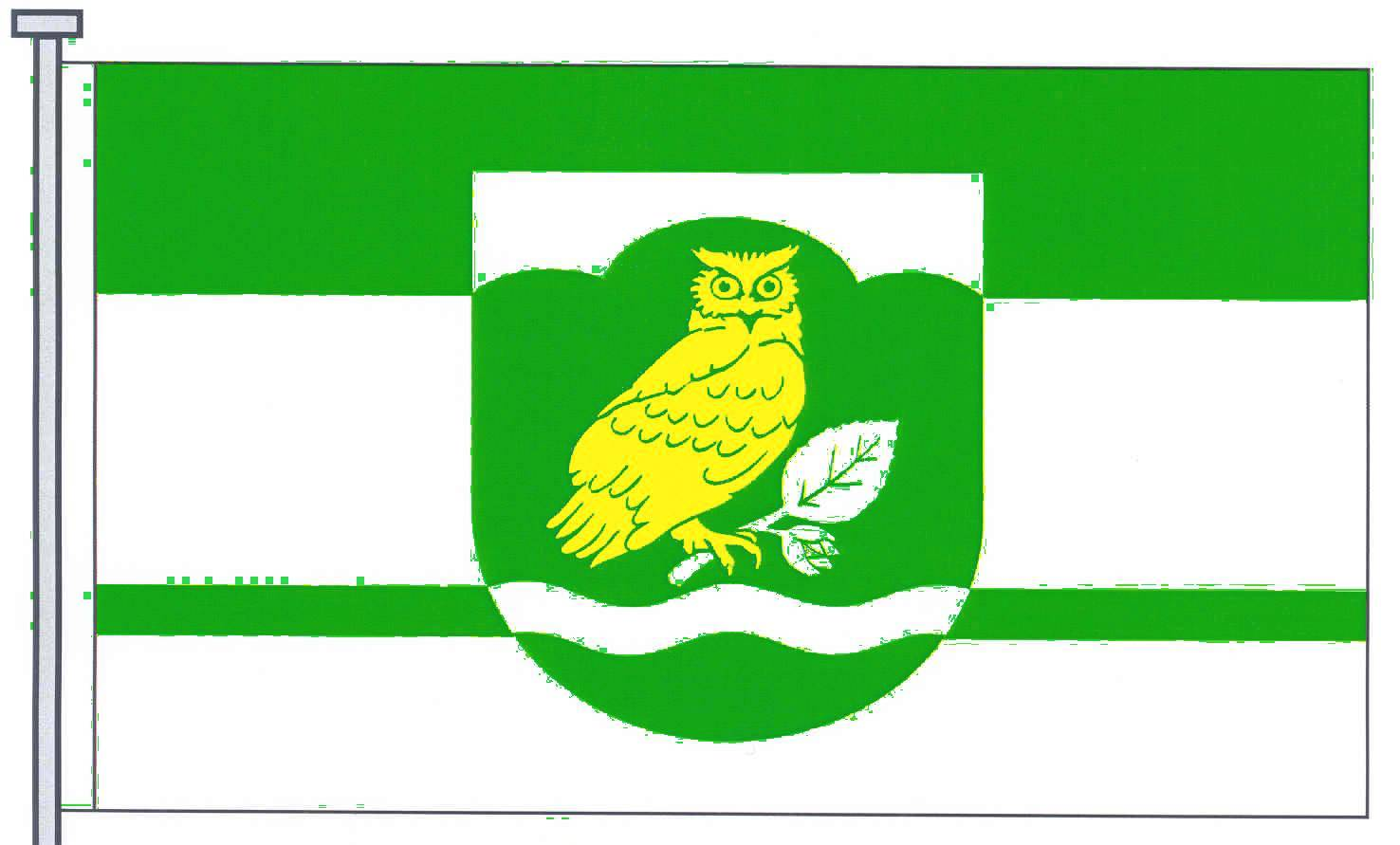Flagge GemeindeWinsen, Kreis Segeberg